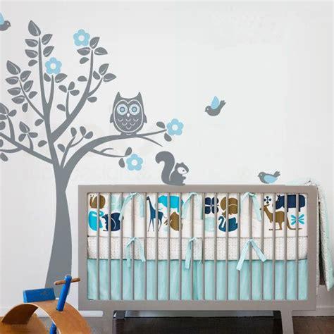 sticker arbre chambre b 17 best images about decor chambre enfant on