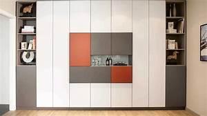 Grand Meuble De Rangement : grand meuble de rangement salon r sultat de recherche d ~ Teatrodelosmanantiales.com Idées de Décoration