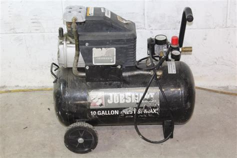 Jobsmart 10 Gallon Air Compressor