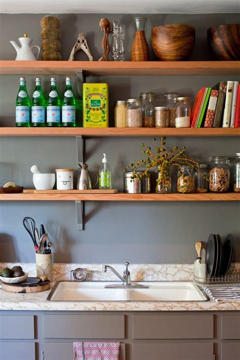 10 Amazing Kitchen Open Shelving Ideas by Kitchen Design Ideas Pictures Decor And Inspiration