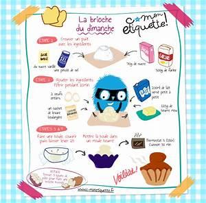 Recette De Gateau Pour Enfant : recette de brioche recette enfant recette illustr e et g teau ~ Melissatoandfro.com Idées de Décoration