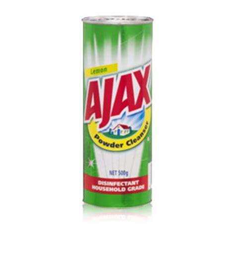 ajax bathroom cleaner msds vim scouring powder ingredients
