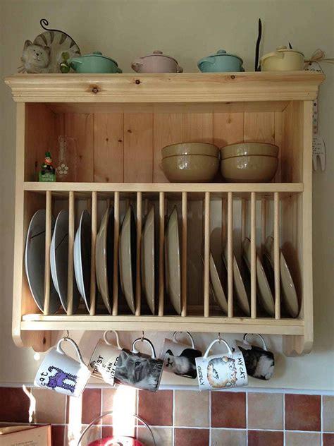 convert  stove cabinet    fit  open plate rack  bowl shelf  cup hooks