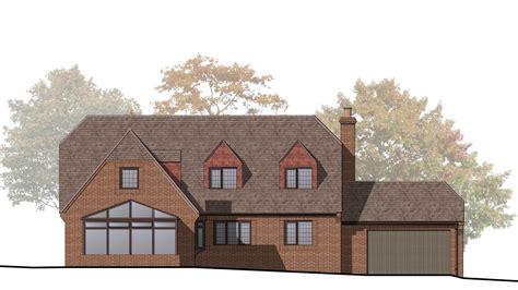 colour elevation ben williams home design