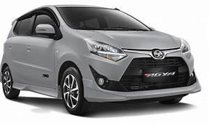 Simulasi Kredit Toyota Agya