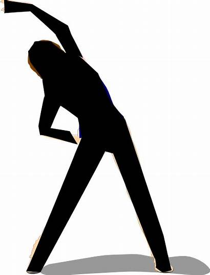 Clip Exercising Clipart Woman Exercise Cliparts Fitness