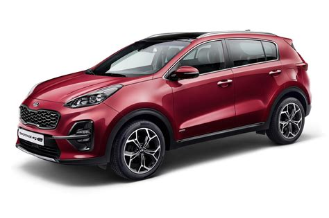 KIA Car : New 2018 Kia Sportage Tweaks Include New Mild Hybrid