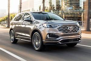 2019 Ford Edge Adds Titanium Elite Package