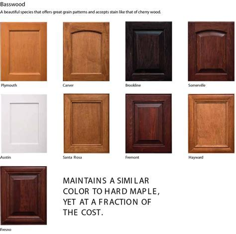 Cabinet Door Finishes and Designs Carter's Cabinetry