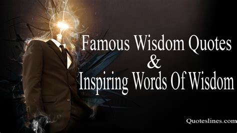 famous inspiring wisdom quotes  pictures  history