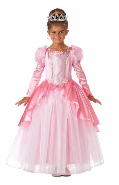 Princess Costume Costumes Pink Fairytale Fairy Tale