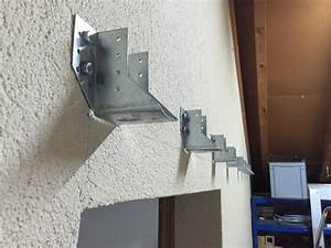 Cheville Mur Creux : etage dans garage solivage ~ Premium-room.com Idées de Décoration