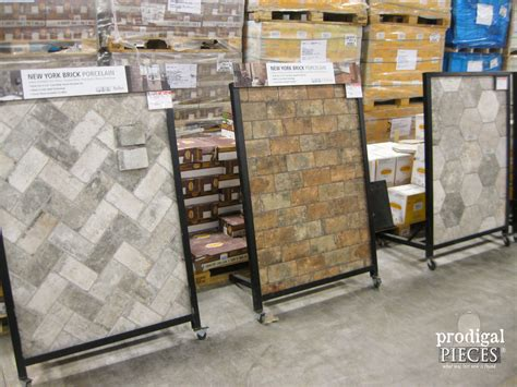 tile and warehouse choosing kitchen flooring our remodel begins prodigal