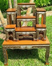HD wallpapers thai buddhist altar table set love8designwall.ml