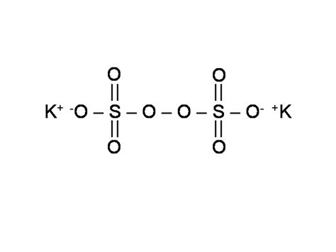 Kcl Dot Diagram by File Potassium Persulfate Correct Structure2 Png