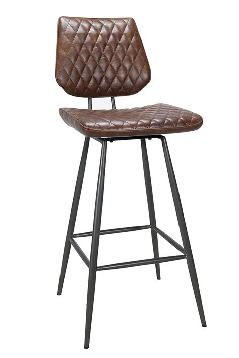 Tabouret De Bar Vintage Brighton By Francisco Segarra