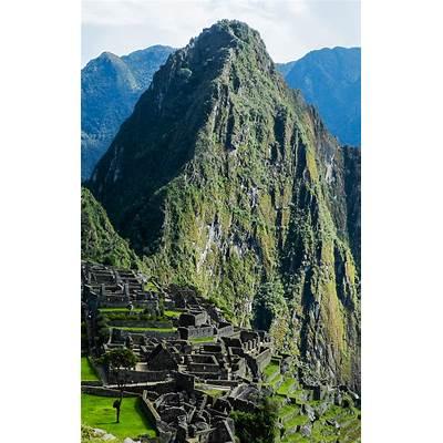 Machu Picchu Mountain vs Huayna