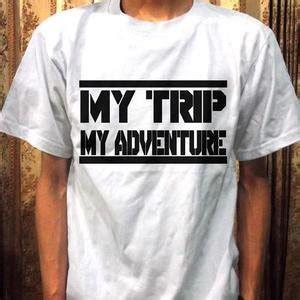 Kaos Mytrip Mtma Putih jual kaos my trip my adventure mtma 4 ot design