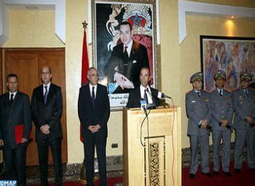installation des nouveaux walis et gouverneurs nomm 233 s par sm le roi 224 l administration centrale