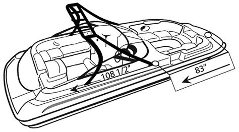 How To Draw A Ski Boat by Ski Boat Drawings