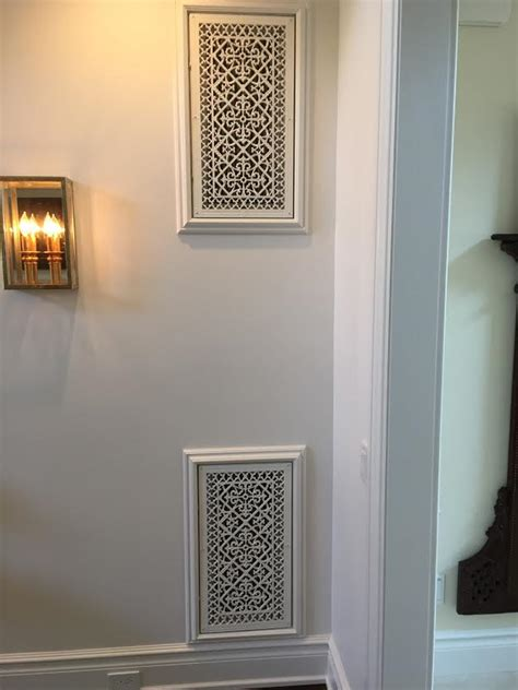 Decorative Return Air Filter Grille by Decorative Grilles Beaux Arts Classic Products