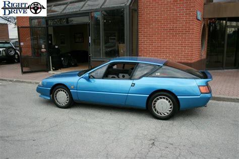Renault Alpine Gta by 1988 Renault Alpine Gta For Sale Toronto Ontario 16 900