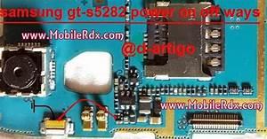Samsung S5282 Power On  Off Button Ways