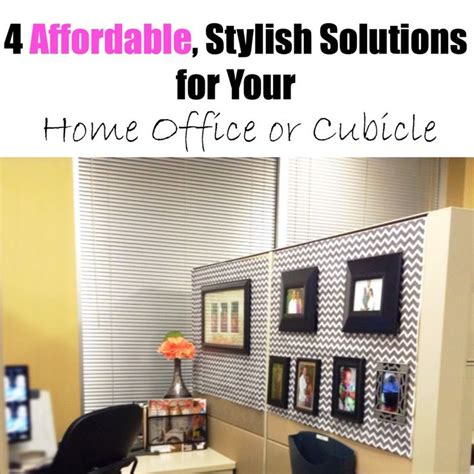 simple cubicle decorating ideas the world s catalog of ideas