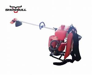 China Automatic Manual Grass Cutter With Bg328