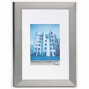 Cadre Photo 21x29 7 : cadre photo aluminium ligne alu 21x29 7 din a4 acier ~ Dailycaller-alerts.com Idées de Décoration