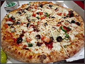 Veggie Pizza Papa John's