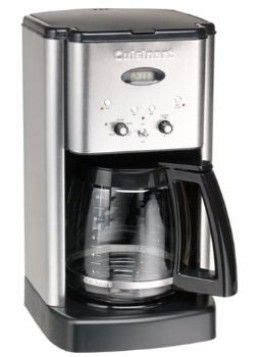 As we said before there we are going to diferentiate two types of coffee machines when cleaning them: How to Clean a Coffee Maker Without Vinegar | Stainless steel coffee maker, Cuisinart coffee ...