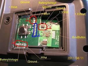 The Flysky  Imax  Turnigy 9x  Eurgle 9ch Radio Custom