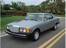 1982 Mercedes benz 300cd for sale