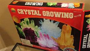 Crystal Growing Kit          Fail  Creative Kids Brand