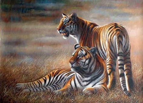 famous world famous animal paintings