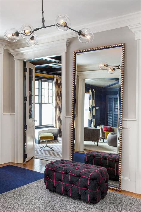 Mirror Entryway by Photo Page Hgtv