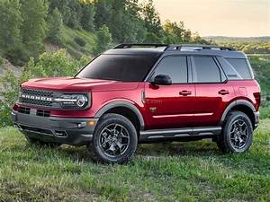 Ford Bronco SUV 4x4 debuts with EcoBoost engine and 7 speed MT