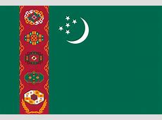 Turkmenistan Flags of countries