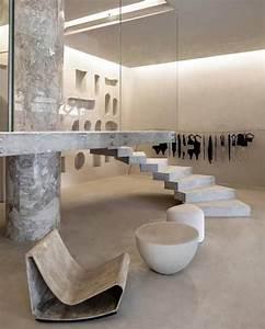 Retail  Design  Fashion  Brazil  Modernist  Neutral