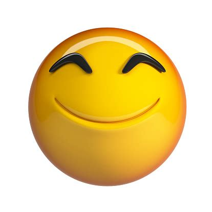 foto de Smiling Emoji Stock Photo Download Image Now iStock
