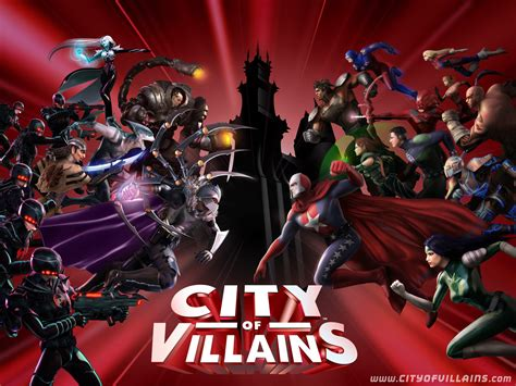 Permalink to City Of Heroes Wallpapers