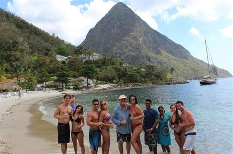 Angel Boat Trip by Best Excursion On St Lucia Picture Of Ocean Angel Boat