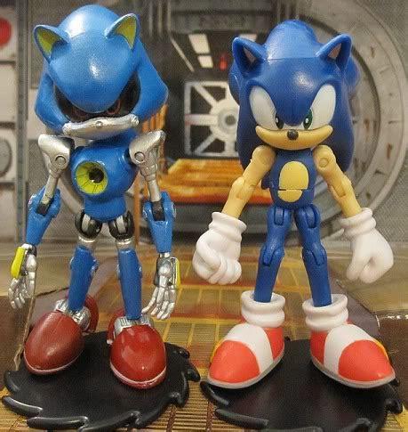 Metal Sonic Toys