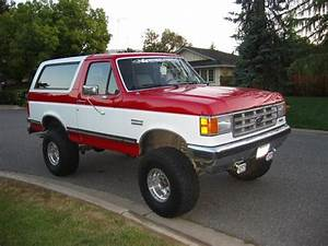 Muscle69 1988 Ford Bronco Specs  Photos  Modification Info