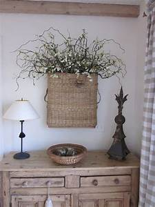 Basket on the wall by robert home decor