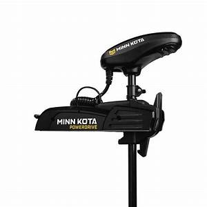 Minn Kota U00ae Powerdrive 55 Freshwater Electric Steer