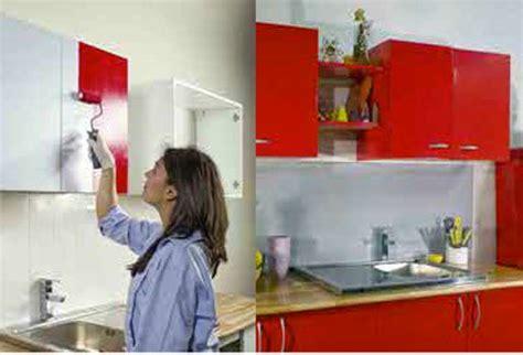 peindre des elements de cuisine relooker sa cuisine le top des idées pour refaire sa cuisine