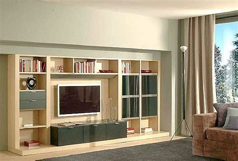 livingroom theater lcd tv cabinet furniture designs an interior design
