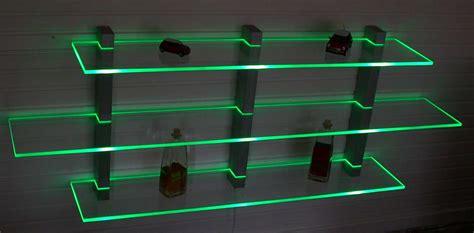Glasregal Mit Led by N64 Regal Licht Projekte Pmod De